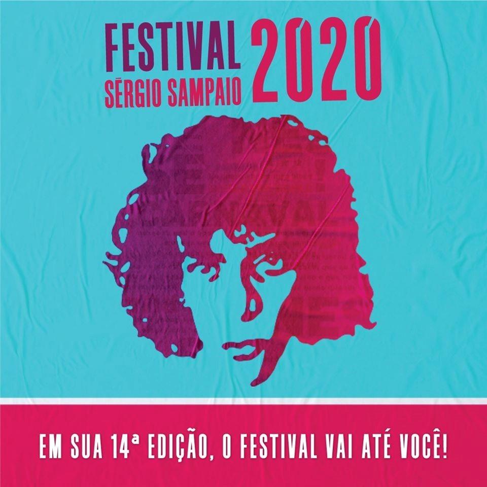 Festival Sérgio Sampaio é destaque nesta segunda-feira (13)