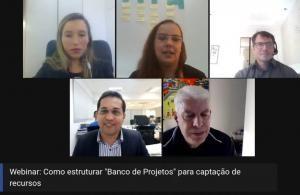Webinar debate técnicas para elaborar projetos para captação de recursos