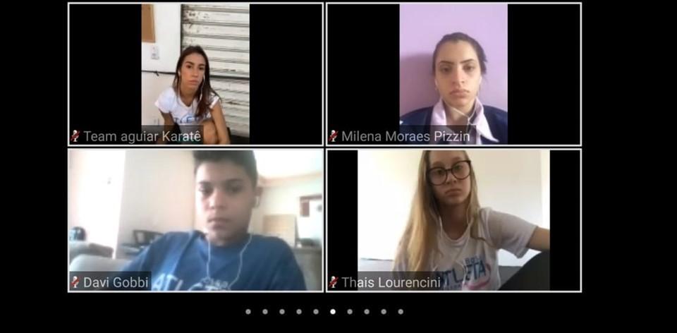 Sesport realiza reunião virtual com contemplados pelo Bolsa Atleta