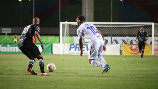 Capixabão 2020: Com apagão no fim, Rio Branco e Vitória empatam no jogo de ida das semifinais