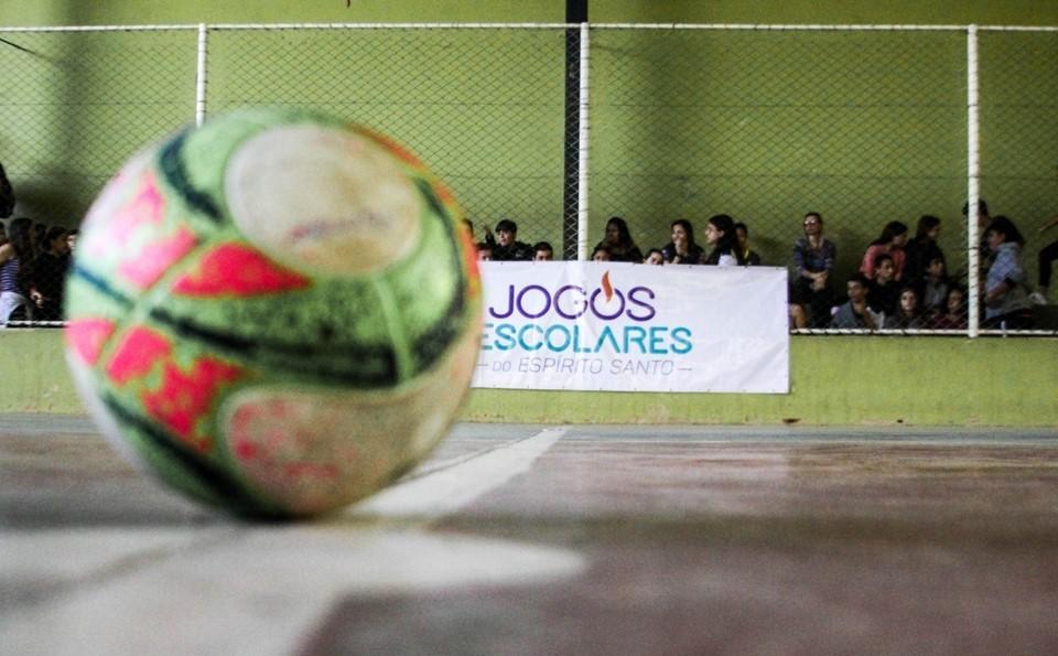 Sesport cancela edição de 2020 dos Jogos Escolares do Espírito Santo