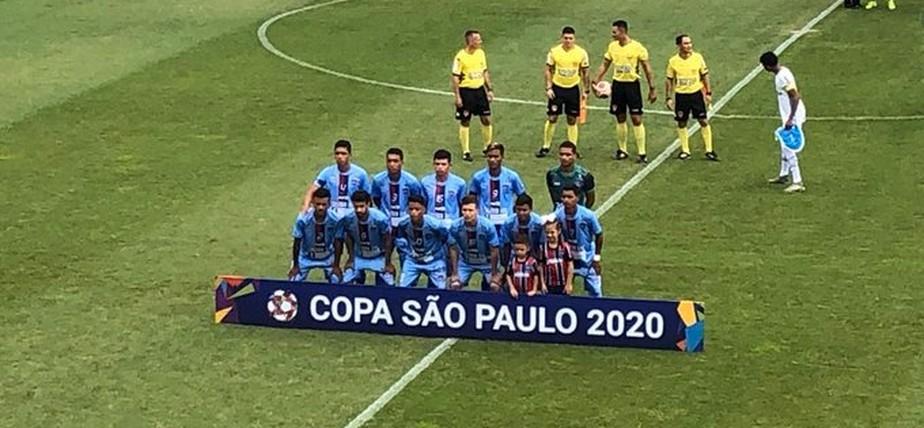 Adversário do Real na Série D terá base formada por jovens de time sub-20 local