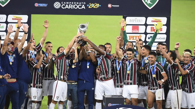 Flu vence Flamengo nos pênaltis e conquista a Taça Rio