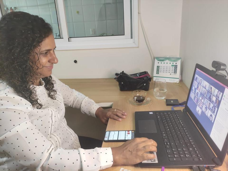 Vice-governadora participa de agenda do 'Mês da Mulher' da Justiça Federal do Espírito Santo