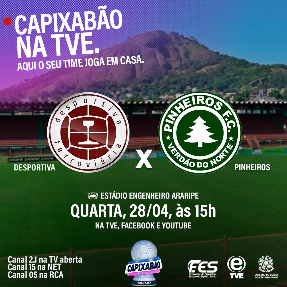 Capixabão 2021: Penúltima rodada tem jogos importantes na classificação do Estadual Série A