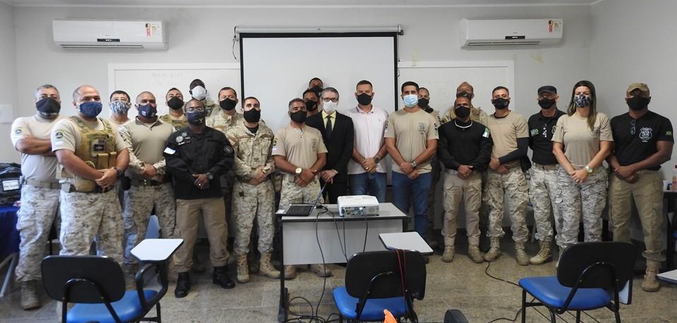 Agentes do Iases concluem curso de operações especializadas de segurança socioeducativa