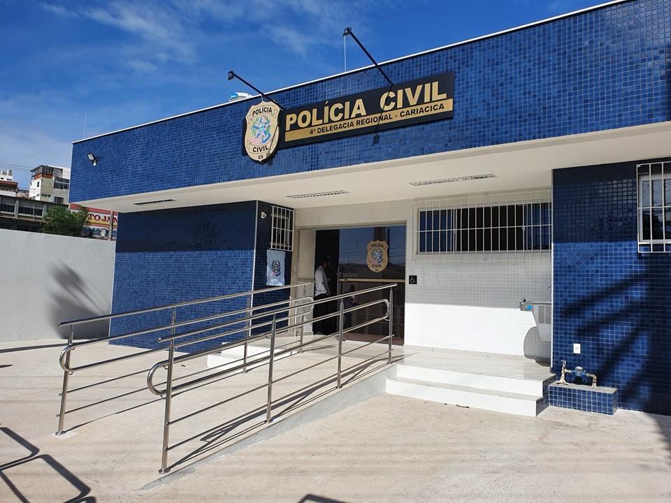 Governo do Estado inaugura novo prédio da Delegacia Regional de Cariacica