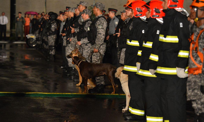 Governo prorroga Força Nacional no Presídio Federal de Brasília