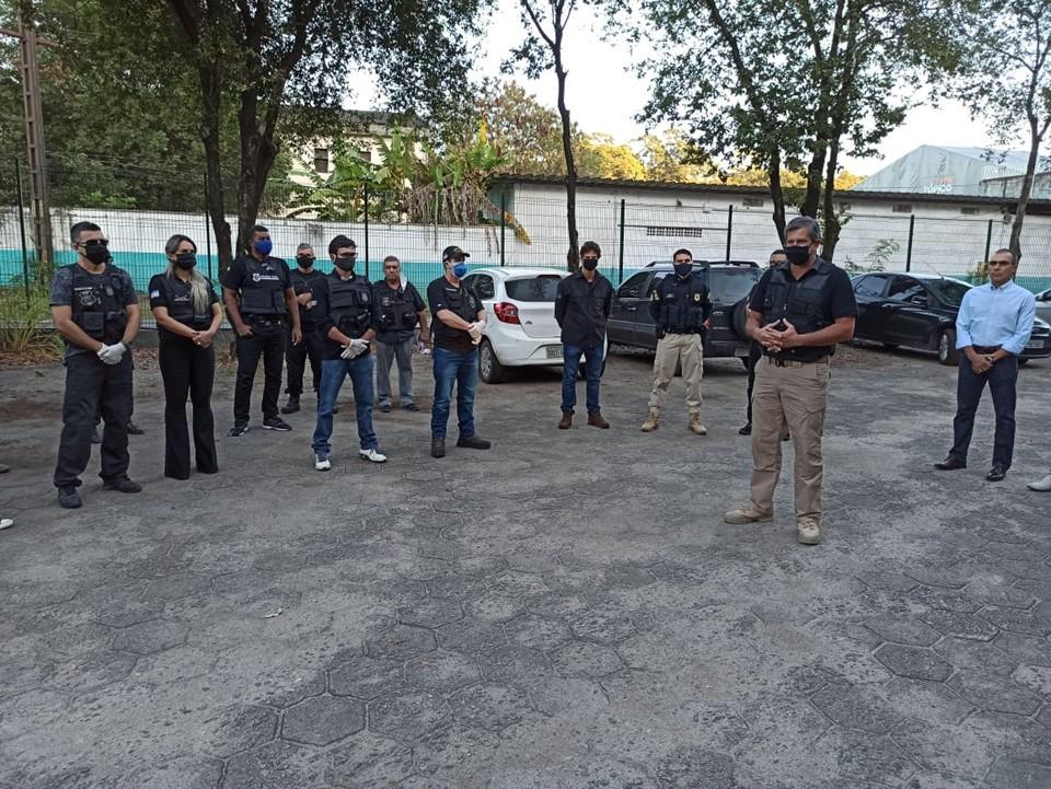 Operação Caim: megaoperação já realizou 118 detenções no Espírito Santo
