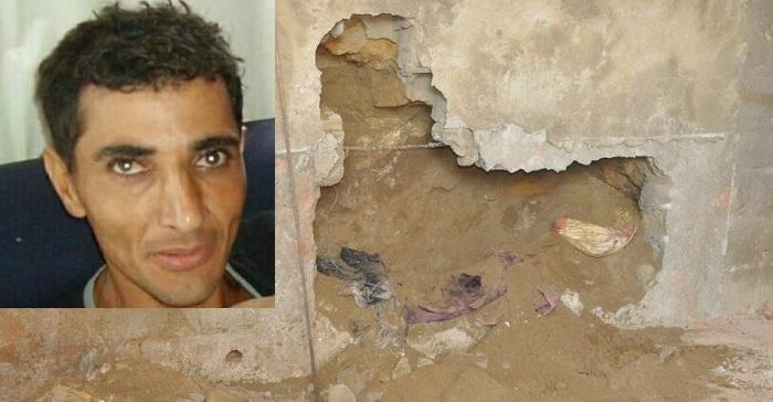 Exame de DNA identifica ossada humana enterrada dentro de uma casa em São Gabriel da Palha