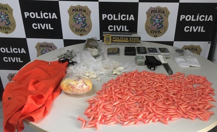 DHPP de Vitória faz operação e prende suspeitos de homicídio