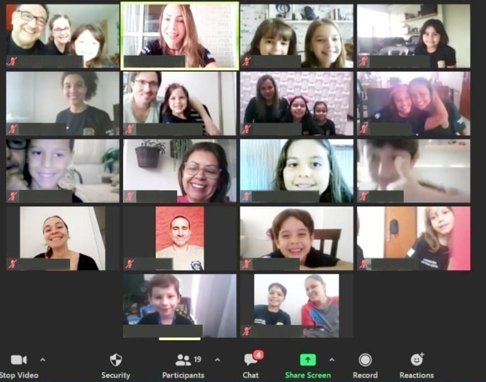 PCES realiza evento virtual em comemoração ao Dia das Crianças