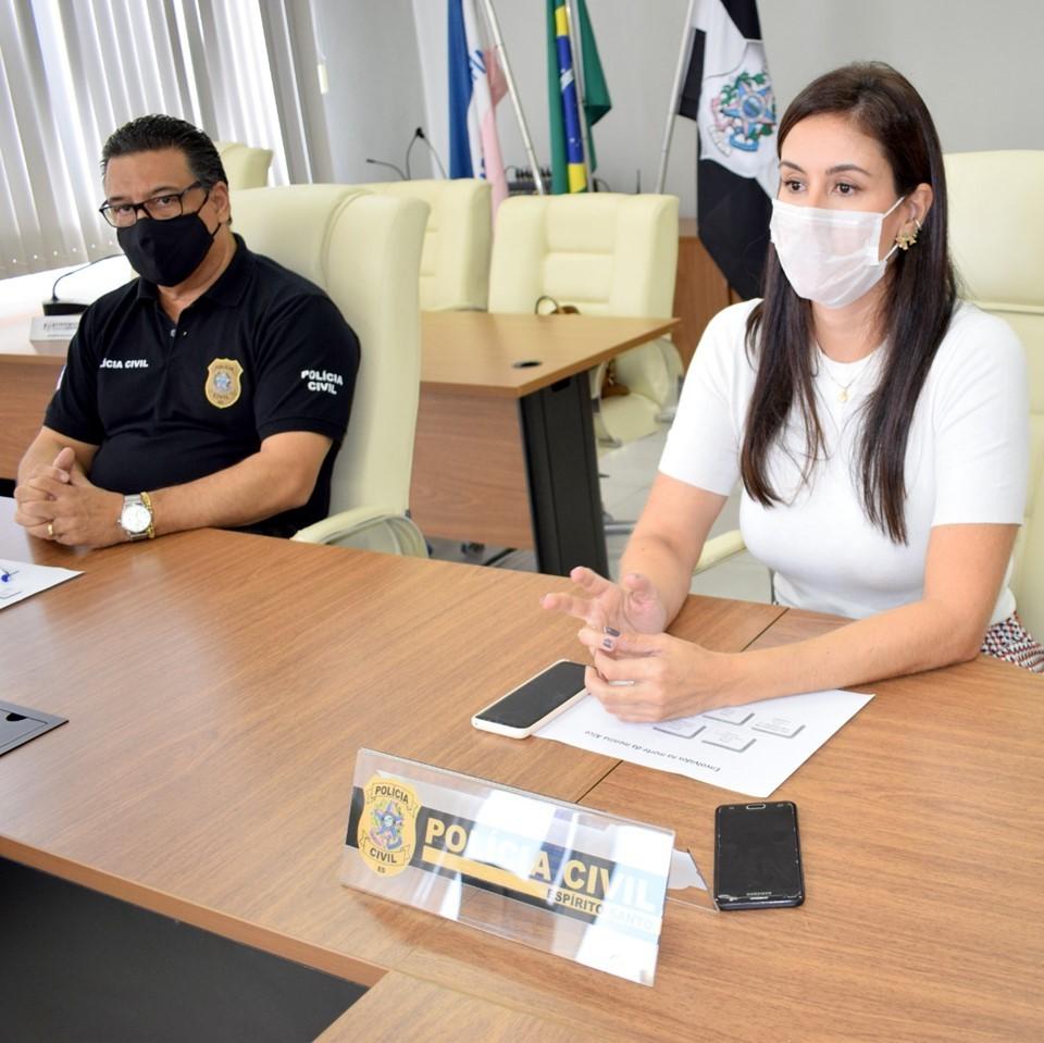 Polícia Civil conclui inquérito sobre morte da menina Alice com cinco detidos