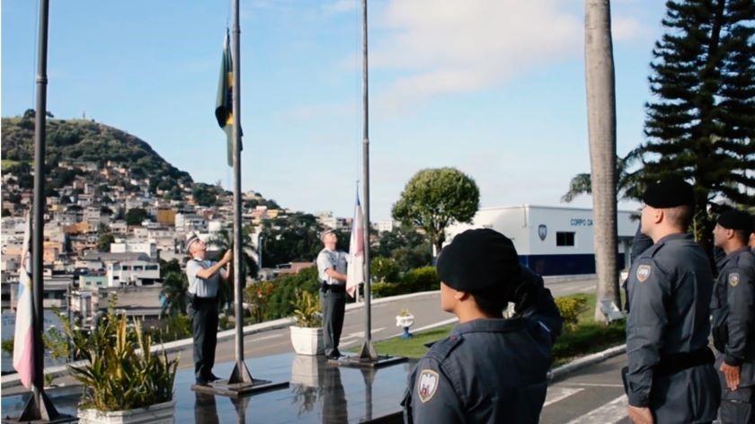 Polícia Militar do Espírito Santo celebra 185 anos