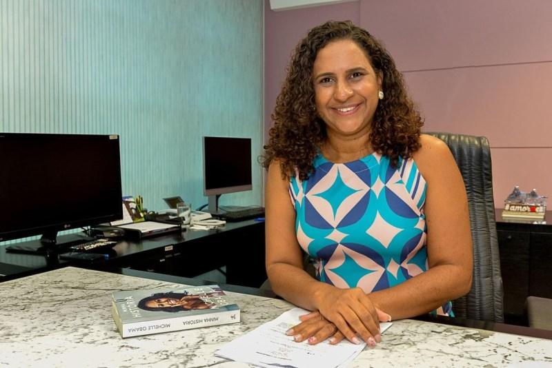 Vice-Governadora assume agendas públicas enquanto Casagrande se recupera