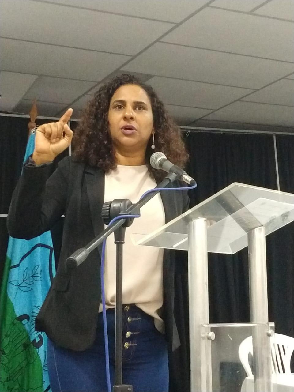 Vice-governadora participa de live organizada pela ASCAMVES