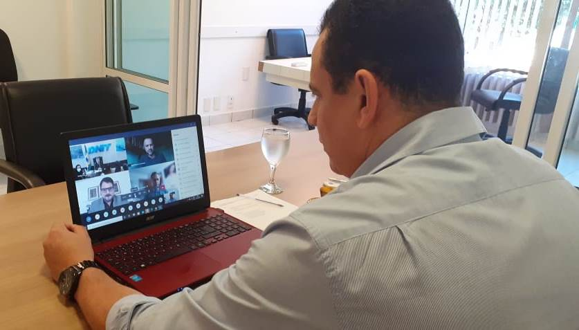 DNIT debate com a bancada federal capixaba projetos em andamento no Espírito Santo
