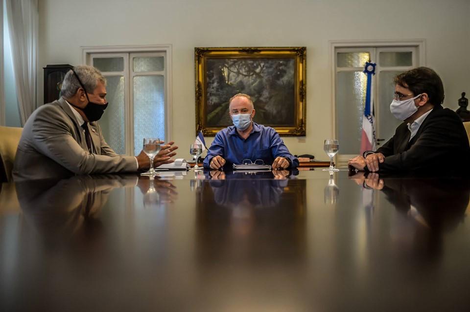 Governador anuncia construção de nova unidade prisional de regime fechado
