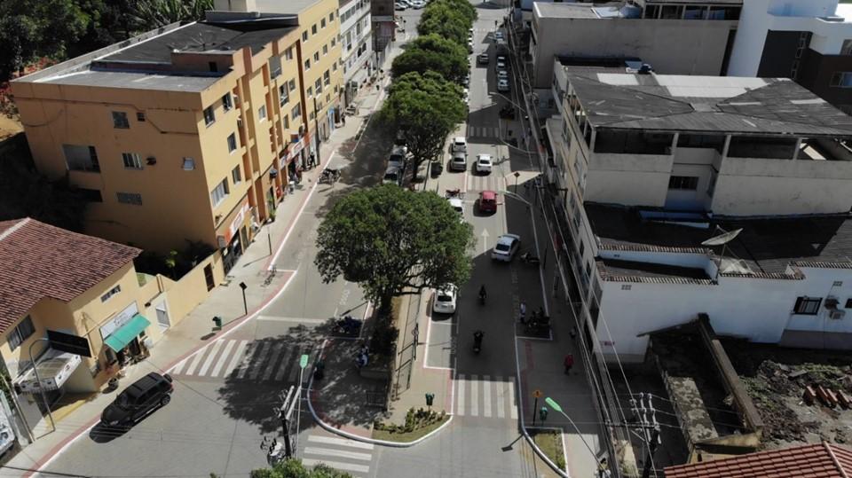 João Neiva recebe mais de R$ 5,5 milhões em investimentos na revitalização do Centro e novas obras