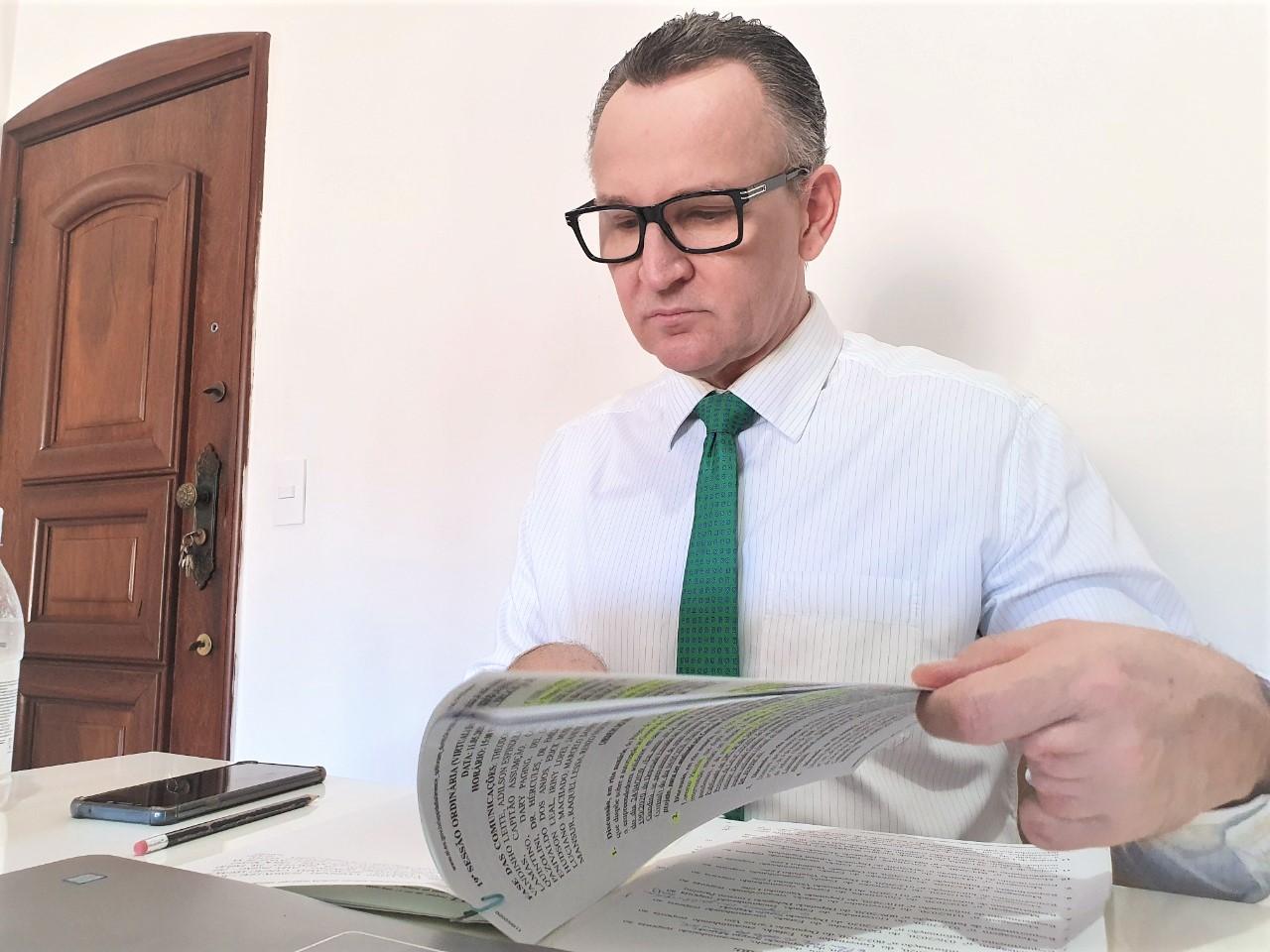 Indicação de Majeski pede suspensão do pagamento milionário de jetons no Governo