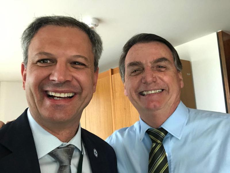 Morador de Colatina é nomeado no Ministério da Saúde do Governo Bolsonaro