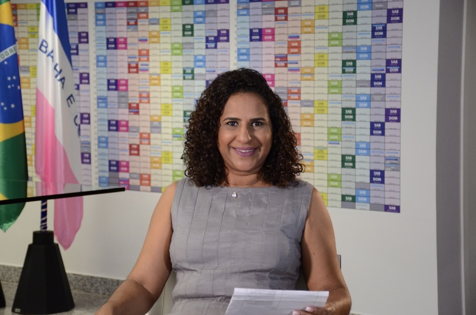 Vice-governadora participa de debate sobre participação feminina na política