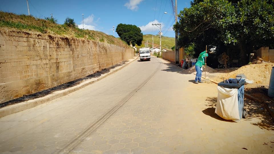 """Obras na """"Serra da Mula"""" em São Domingos do Norte beneficia a população"""