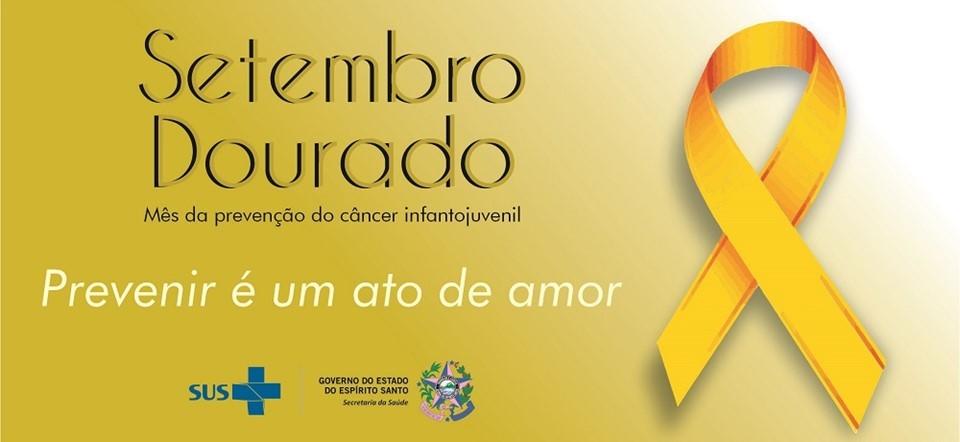 Setembro Dourado: A importância do diagnóstico precoce do câncer infantojuvenil