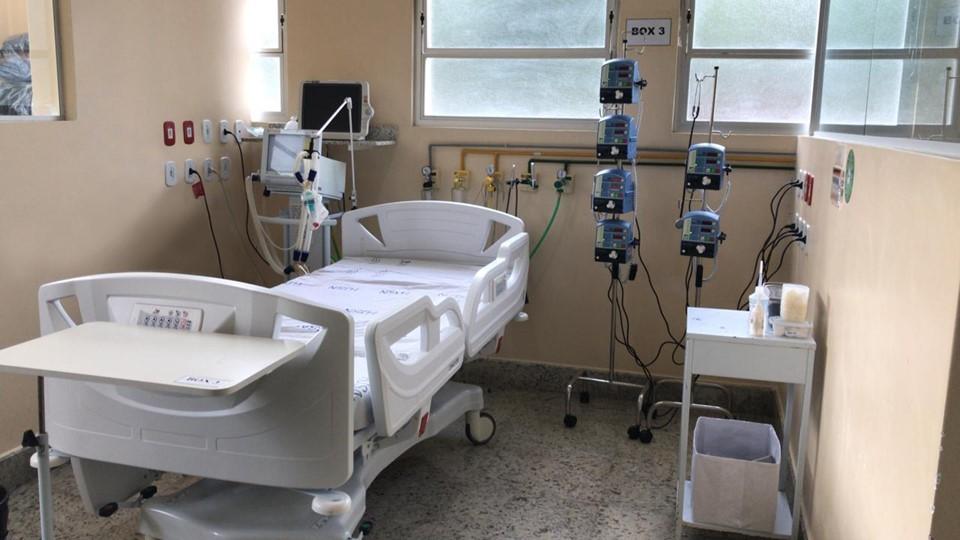Região Central: Hospital João dos Santos Neves recebe novos leitos