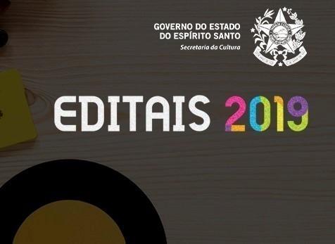 Secult prorroga inscrições para os Editais da Cultura até 11 de fevereiro