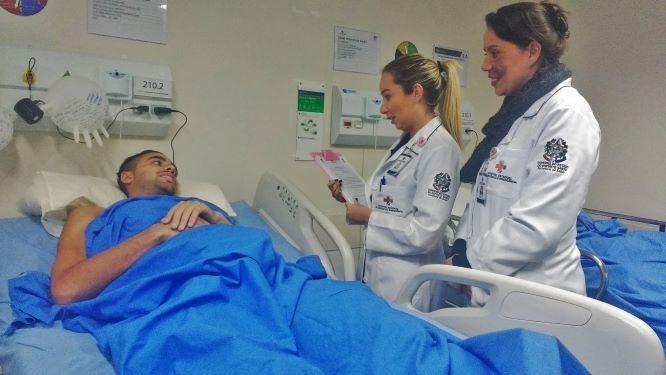 Hospital Estadual de Urgência e Emergência realiza mais de 39 mil atendimentos no Pronto-Socorro