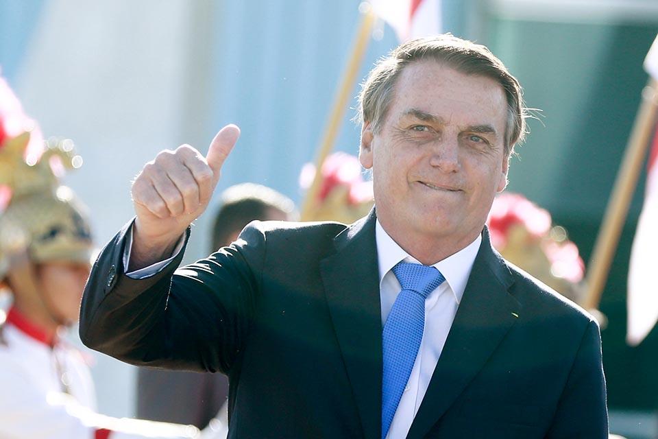 Na busca por reeleição, Bolsonaro amplia vantagem sobre rivais no 1º turno