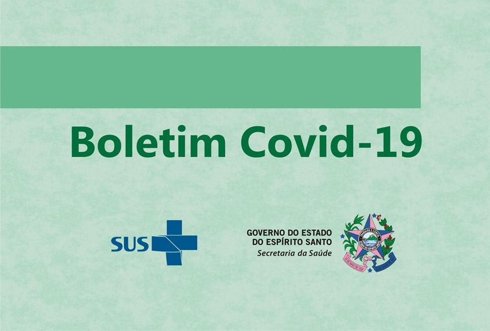 Secretaria da Saúde divulga 4º boletim de Covid-19