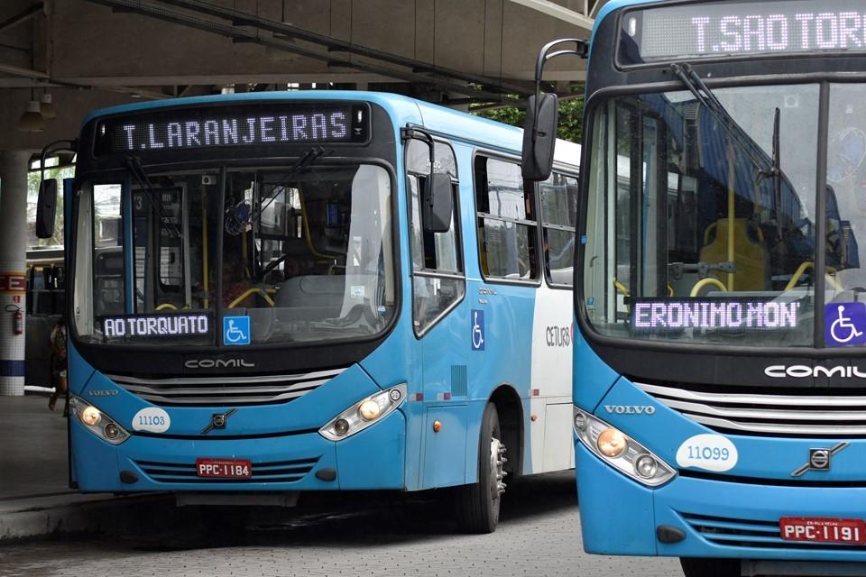 Ceturb-ES tem programação especial de ônibus para o Carnaval 2020