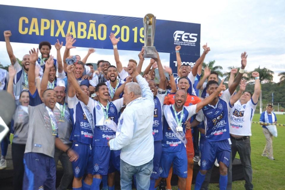Série A do Campeonato Capixaba começa neste sábado (25)
