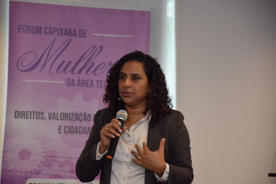 Vice-governadora participa de reunião do Fórum Capixaba de Mulheres da Área Tecnológica