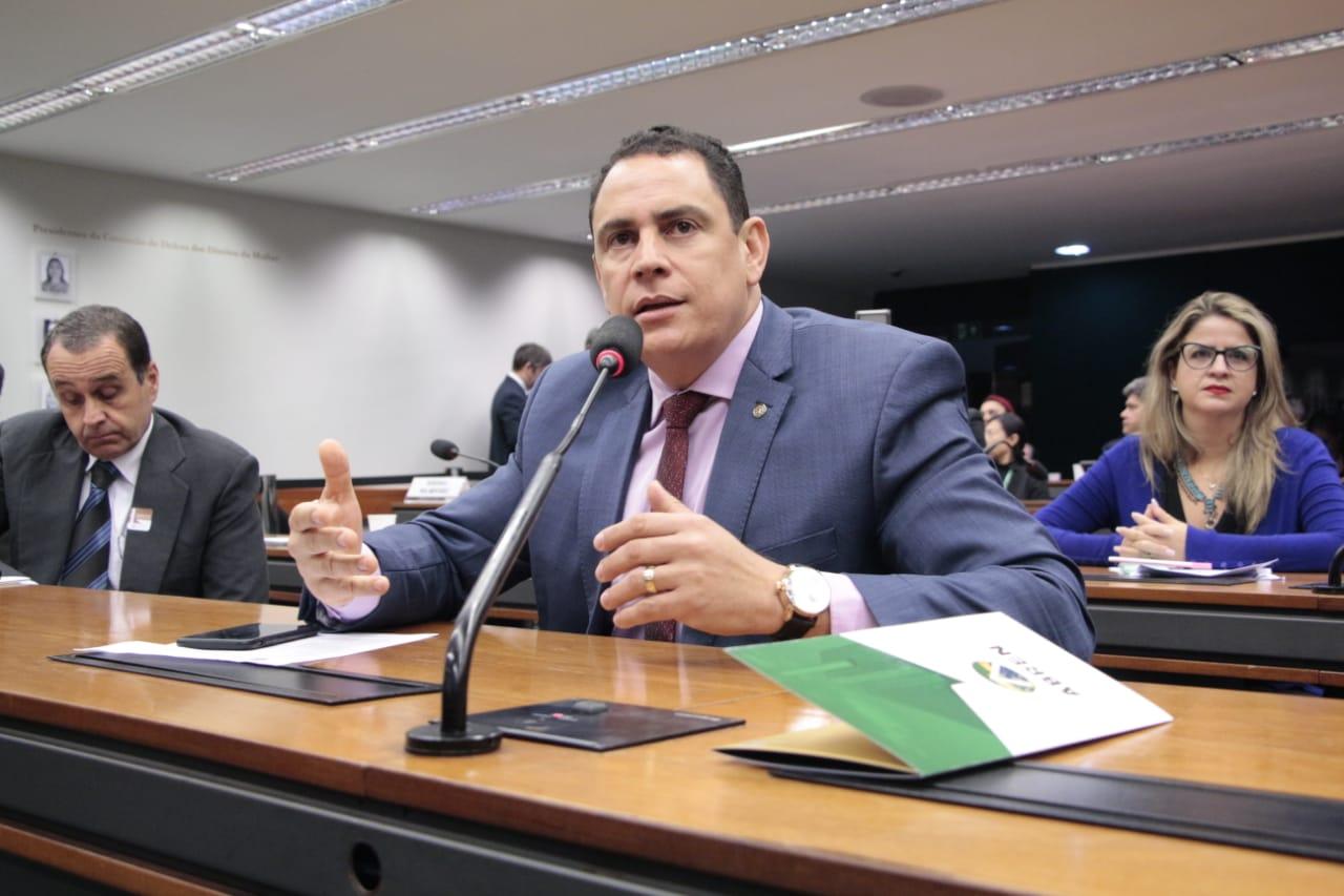 Deputado Da Vitória integrará comissão especial que vai debater organização das polícias e bombeiros militares