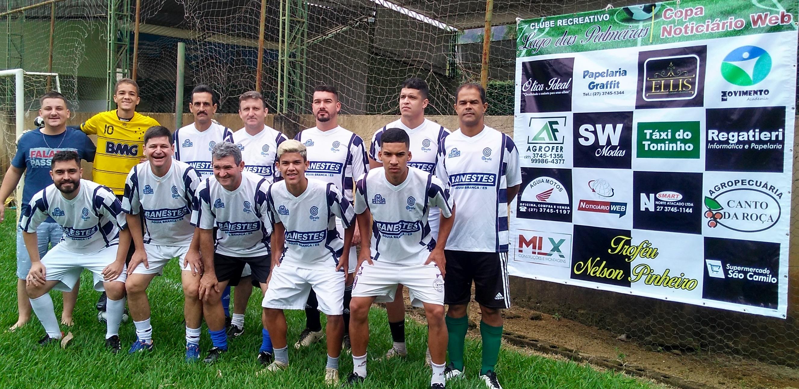 COPA NOTICIÁRIO WEB - Equipe Adalto Tomaz lidera competição