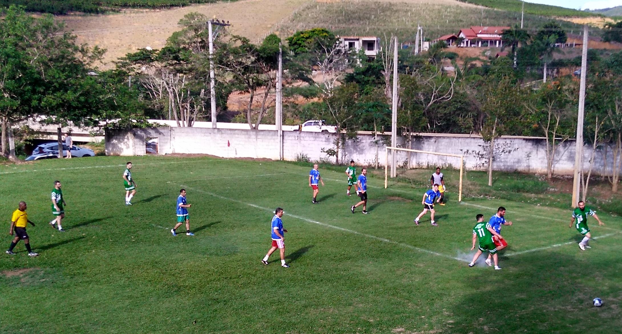Copa Noticiário Web começa com excelente público no Clube Lago das Palmeiras