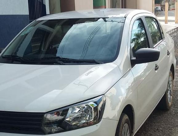 Assaltante abandona táxi em Guararema, interior de Nova Venécia