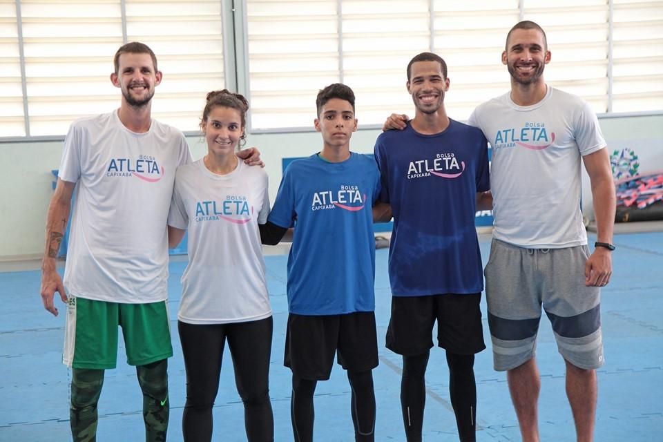 Vitória recebe Grand Slam de Taekwondo e atletas fazem preparação final na Sesport