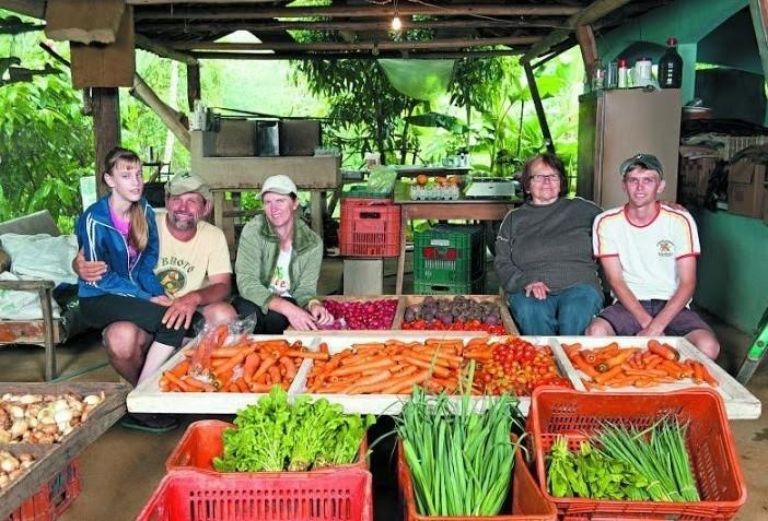 Investimentos e parcerias fortalecem ações voltadas para a agricultura familiar capixaba