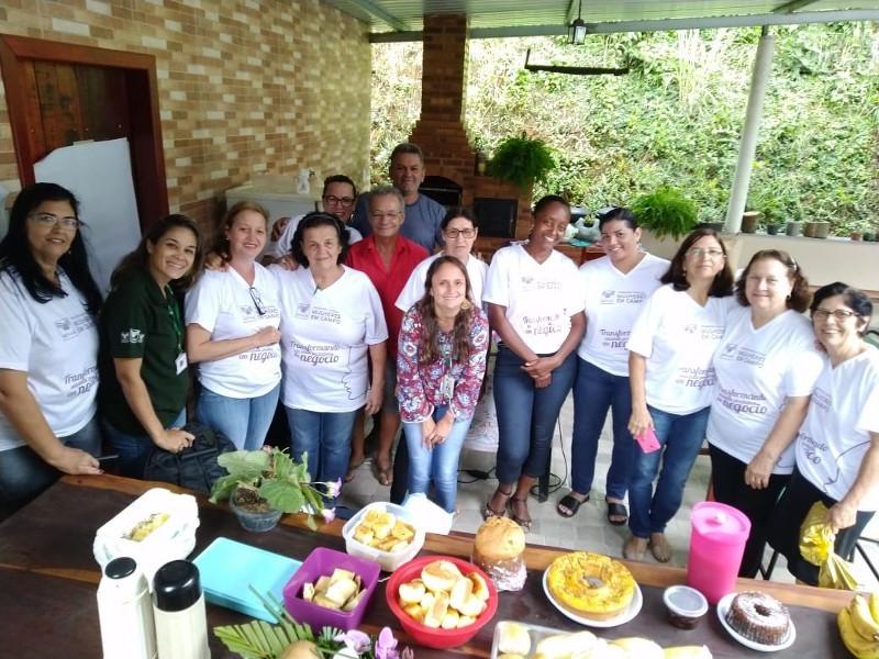 Itapemirim recebe curso de empreendedorismo e planejamento 'Mulheres em Campo'