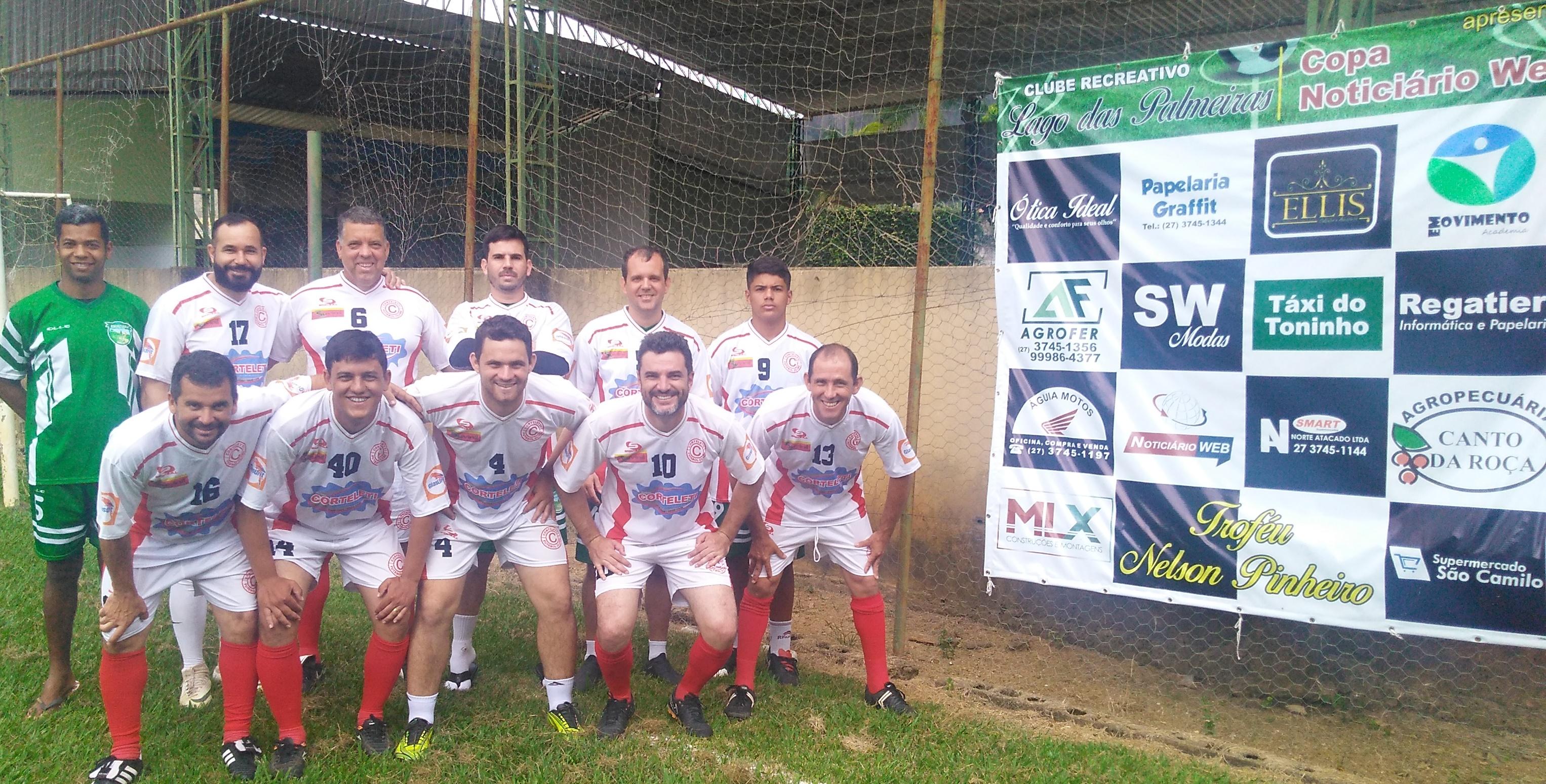 COPA NOTICIÁRIO WEB - Equipes Adalto Tomaz e Luis Pedro estão na final
