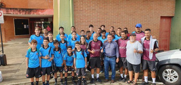 Nova Venécia viaja para disputar Copa Guri Nacional