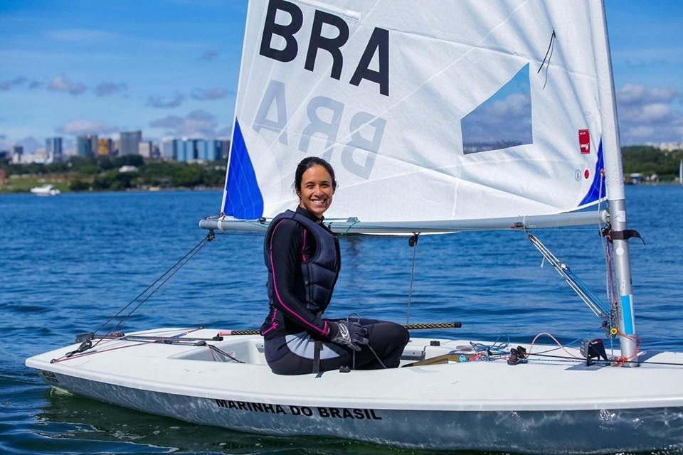 Capixaba começa o ano com o título de campeã brasileira de vela