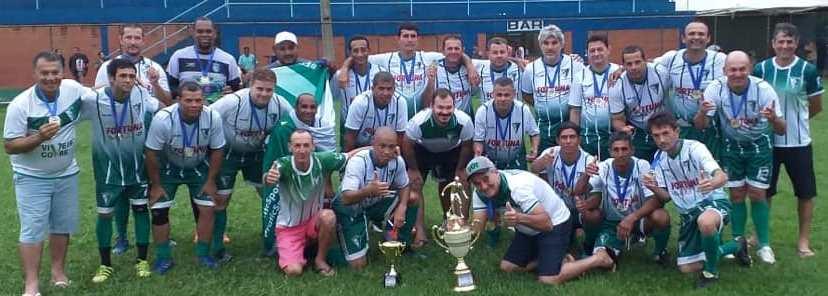 CAMPEONATO MUNICIPAL DE VETERANOS DE SÃO DOMINGOS DO NORTE - Rancho Fundo vence Picadão e fica com o título