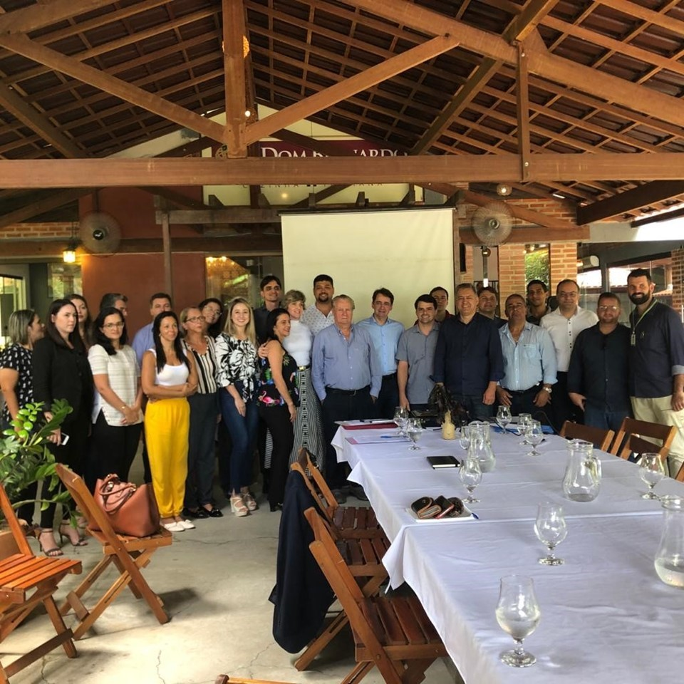 Câmaras temáticas apontam desafios e oportunidades da microrregião litoral sul