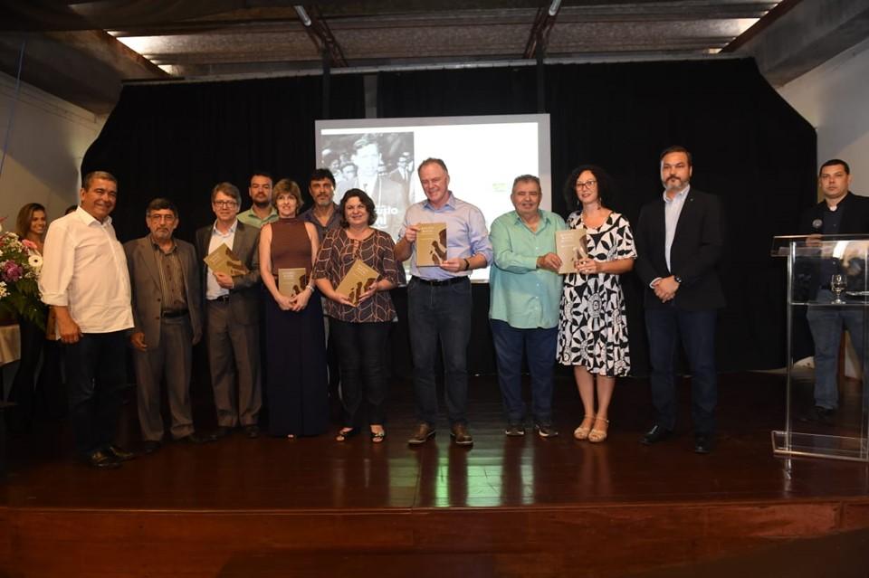 Governador participa de comemorações a Augusto Ruschi no Museu Mello Leitão, em Santa Teresa