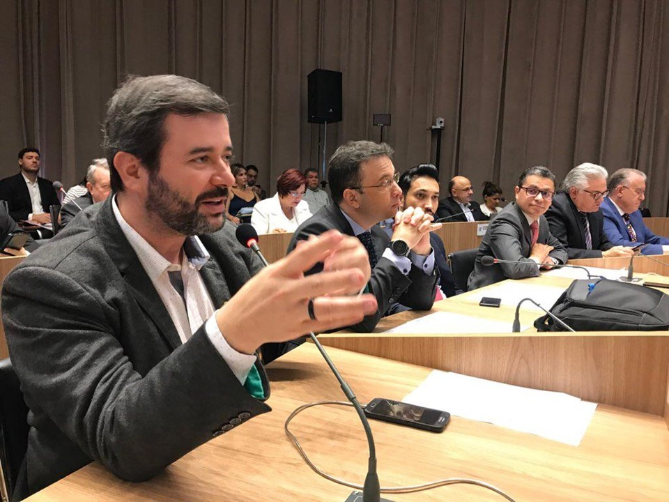 Secretário da Saúde debate cuidados continuados e integrados em Brasília